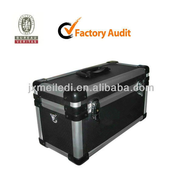 Hot Product Aluminum Camera Case With Foam MLD-AC939