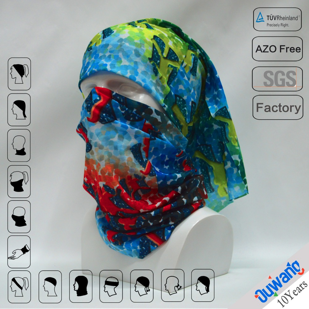 2016 Winter Face Shields Mask Microfiber Fabric Climb Magic Outdoor Sports Bandana Scarf
