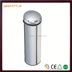 Hot selling sensor stainless steel container office