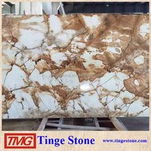 luxurious big slab Roman Impression Granite Slab For Building