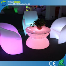 For home decoration high fashion home furniture led color changing GKT-040DC