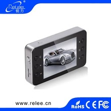 Cheapest Car DVR 140 degree Dash Cam 2.7 inch car camera with night vision