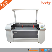 BCL1812X2H 90 - 110W co2 Double heads laser cutting machine