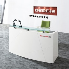Modern Customize Desk Design Cheap Spa Reception Counter