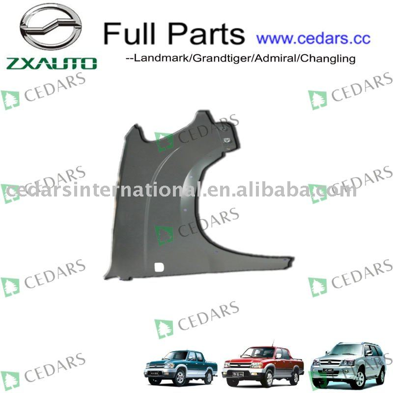 Complete Genuine ZX Auto Spare parts