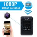 WIFI Full HD 1080P AC Adapter Hidden cam