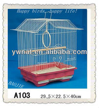 Practical and affordable small wire bird cages, wire cages for bird