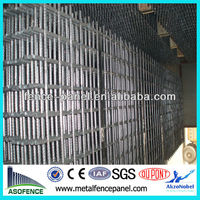 reinforcing square mesh panel for concrete building