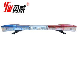 for auto strobe red and blue led emergency lightbar