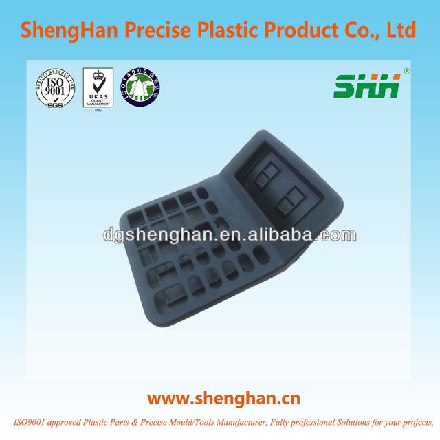 School or office plastic case of calculator