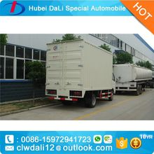 dongfeng cargo truck,Cheap price JAC 4x2 109hp light van cargo truck China small truck for sale