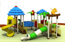 New style/top sell/playground equipment's artificial tree