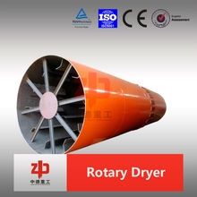 Cement Clinker rotary Dryer/Calcination Mining Equipment hot sale to Iran and Mongolia by Luoyang ZHONGDE