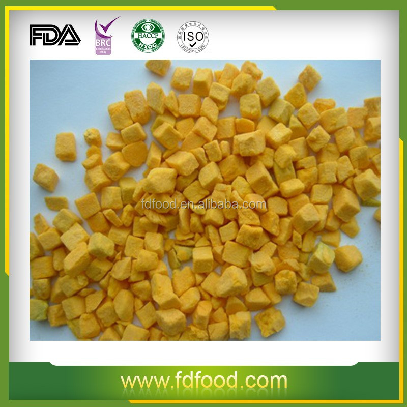 Bulk Freeze Dried Pumpkin For Sale, 2016 New in China, Whole Sale