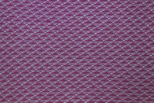 100% Acrylic Knitting Jacquard Mesh Fabric for Clothes