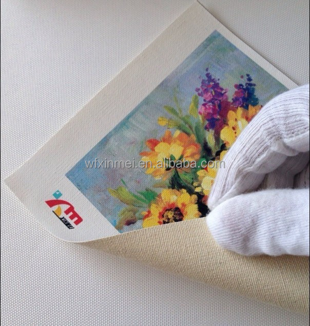 Exihibition canvas matte 375gsm free art supply samples