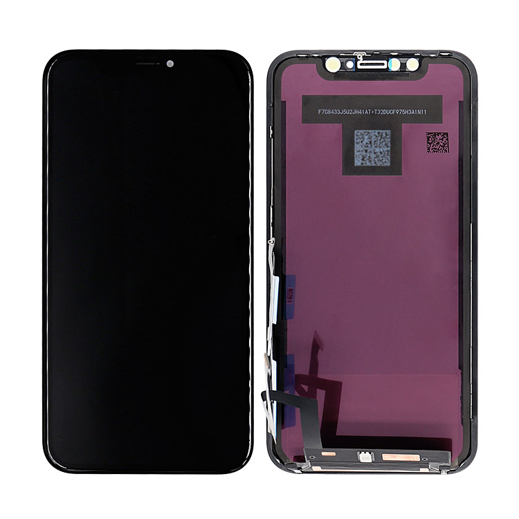 Good price cell phone original lcd display for iphone XR lcd touch screen