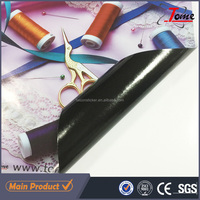 pvc stickers vinyl rolls for printing, premium self adhesive vinyl grey/black/white glue