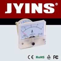 JY-85L1 AC Analog amp panel meter electric meter ammeter