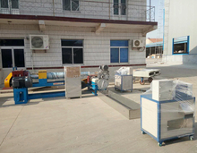 Waste plastic granulator for PP PE PVC ABS EPS
