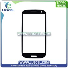 Tested 100% Front screen glass lens for Samsung,Galaxy S3/i9300,touch screen for samsung i9300