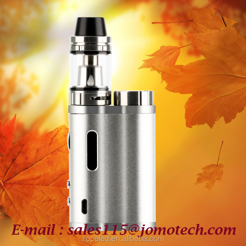 Jomotech original new Lite 76 ERS 76W box mod kit VS istick pico with wholesale price
