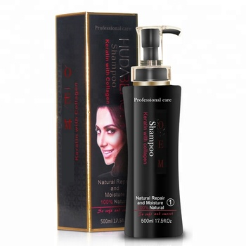 OEM/ODM Wholesale smoothing hair shampoo with keratin for repair hair 500ml