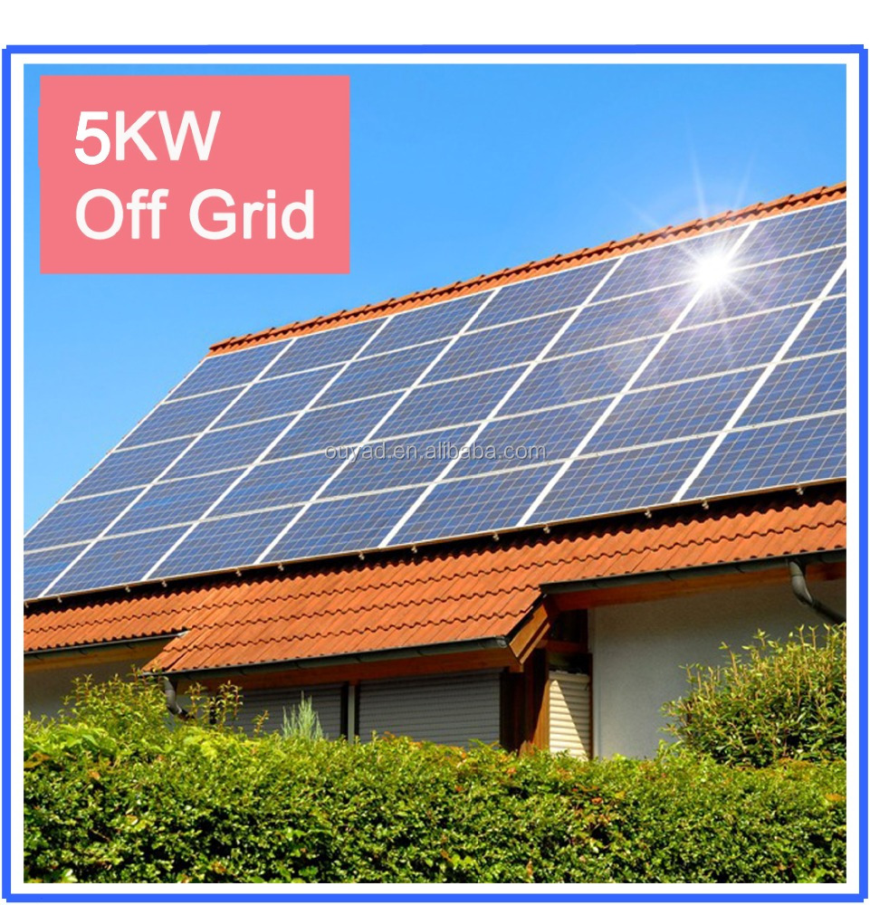 5KW96V solar power system, solar system, new planet in our solar system with competitive price