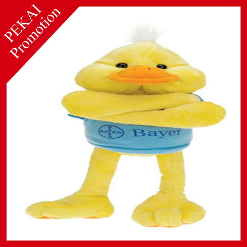2013 plush new soft minion toys for sales plush toy duck
