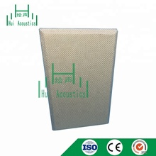 Glass Fiber Panels Decorative Print Fabric Ceiling Acoustic Panel Fabric Wall Panels