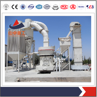 Glass Recycling Machinery For Glass Powder Grinding