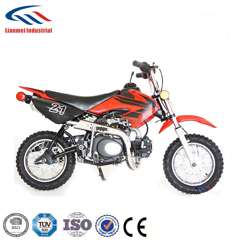 pit bike 50cc motorcycle racing with EPA,CE