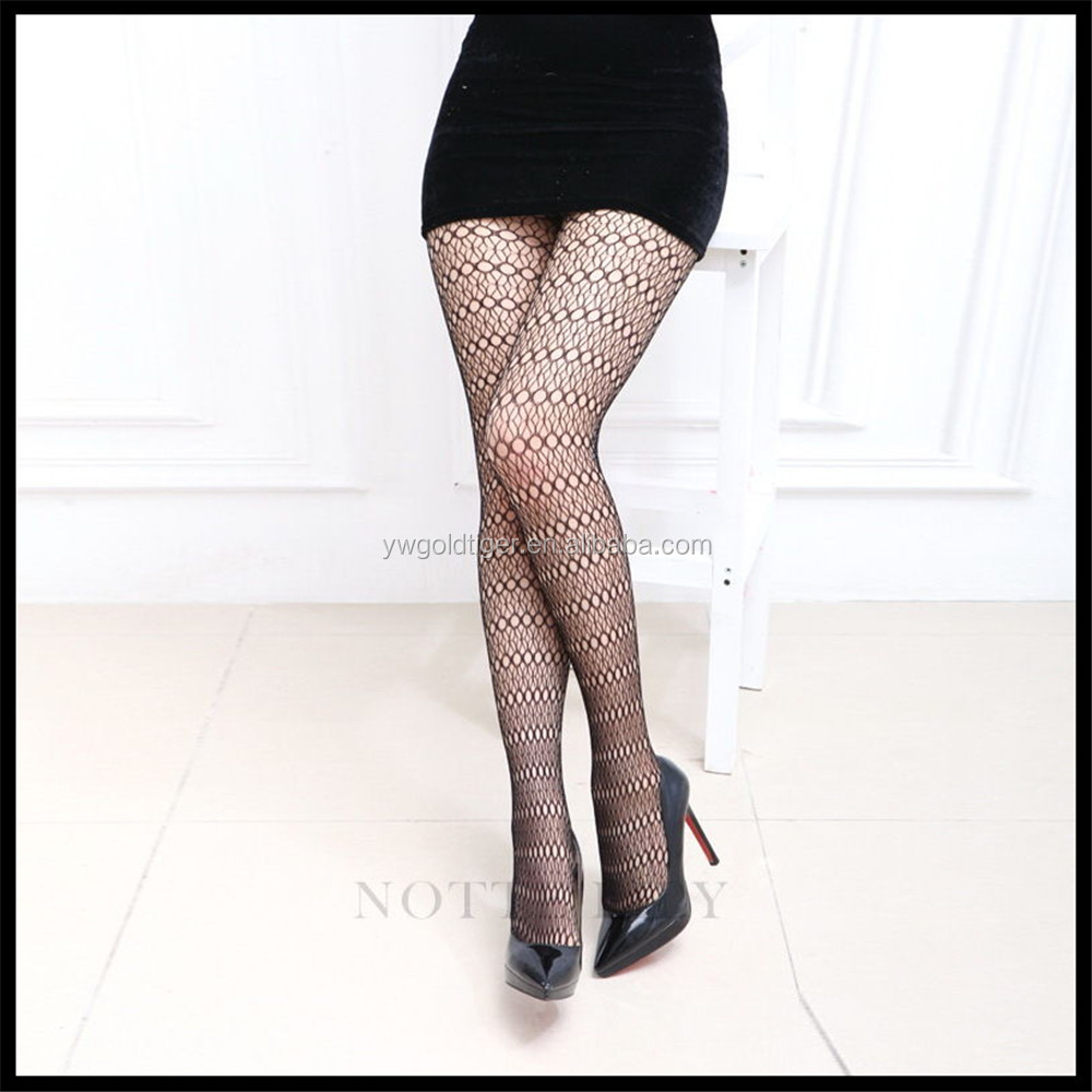 Women's Sexy Fishnet Mesh Skinny Pantyhose Tights Stockings Hosiery Sock