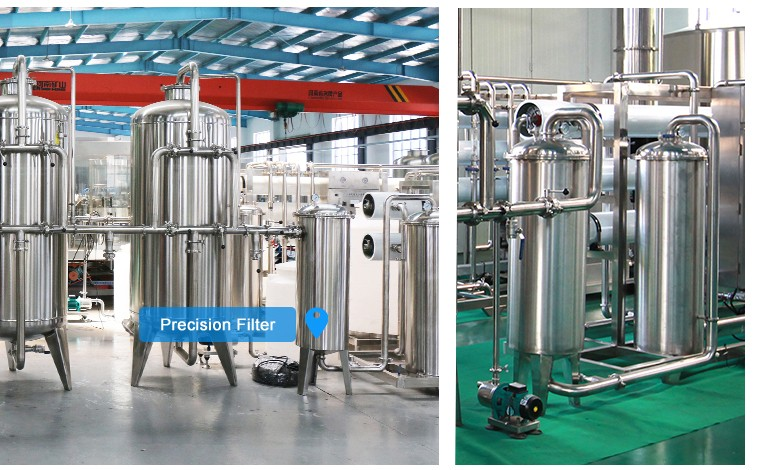 Professional Drinking Water Treatment Plant