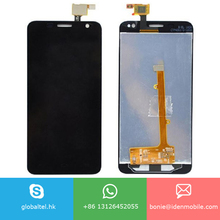 4.5 inch LCD Dispaly Touch Screen Digitizer Assembly for Alcatel One Touch idol mini 6012