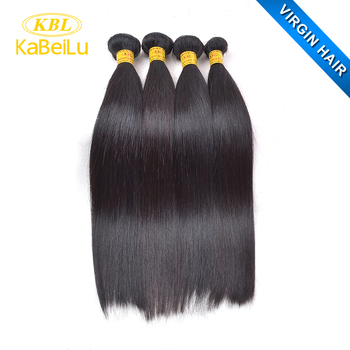 KBL unprocessed pervuian hair 100% virgin lily hair piece, natural black short hair styles, unprocessed super star human hair
