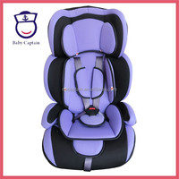 back protector used car half seat cover portable foldable height adjuster double booster adult lucky baby/child doll car seat