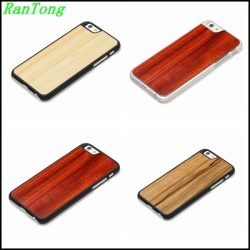 New coming all kinds of wood mobile phone case for iphone 6 for wholesale