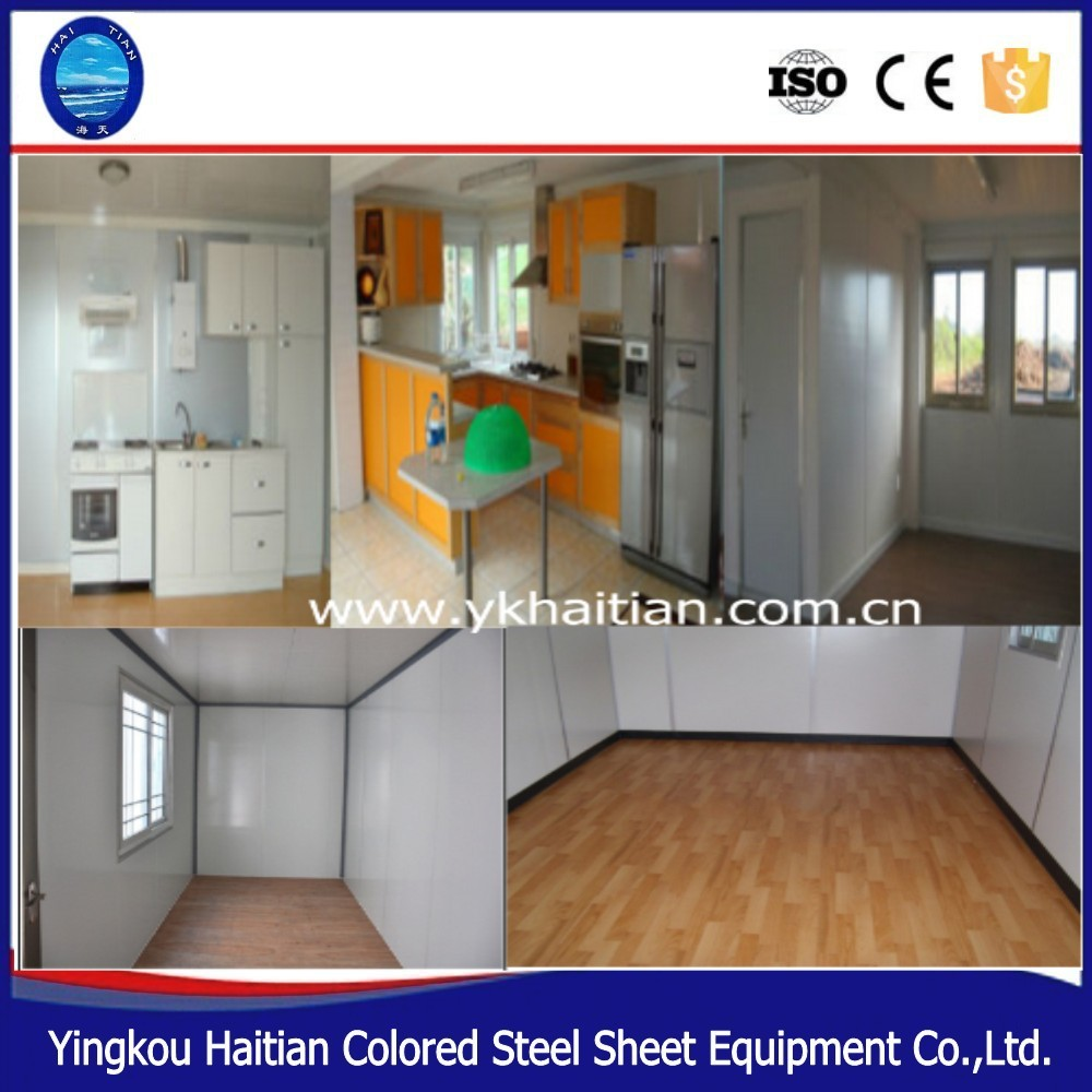 prefab removable living confortable Iron Gates Models prefabricated home  office light  containers houses