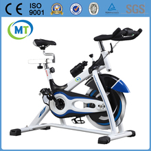 KY-2001B Fitness Club Equipment Gym Factory price commercial body fit 18kg flywheel Moving Spinning Bike