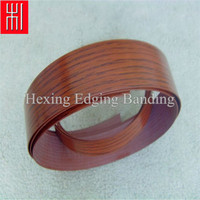 wood texture plastic edge banding trimmer