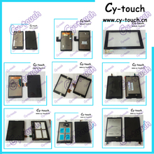 Gold supplier touch screen for HP Slate 7 HD glass digitizer