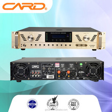 Pro sound and lighting audio conference system,karaoke amplifier for india