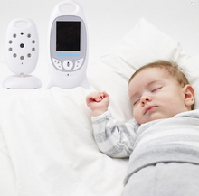 cheap wireless small digital video audio baby monitor with nightvision
