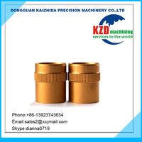 CNC Precision Metal Machining and Titanium Machining Parts