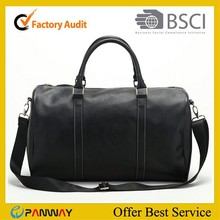 luggage bag travel leather travel bag from alibaba China