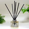 White Glass Bottle Scented Reed Diffuser