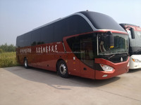 55 seaters TRAVELING long distance used luxury bus