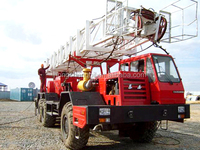 Workover rigs for oilfield SXJ120