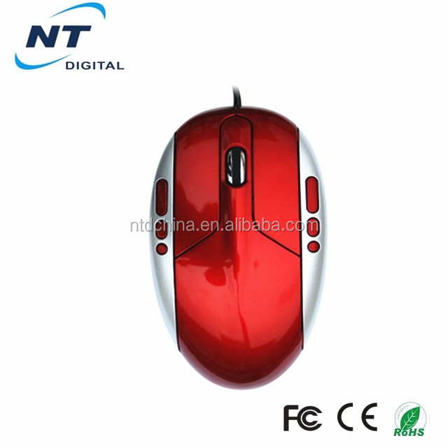 Wired Type computer mouse for women